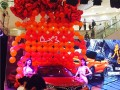 泡泡堂气球装饰布置派对装饰生日宴气球拱门