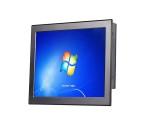 12寸15寸工业平板电脑嵌入式触摸工控机厂家定制