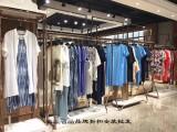 杭州品牌折扣女装批发维姿诺17年外贸原单尾货
