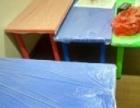 美术、幼儿园桌椅