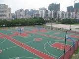 天津籃球場硅pu施工 新國標籃球場施工 中小學籃球場施工