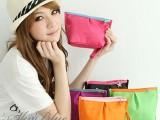2014夏季新款学生包 韩版卡通可爱时尚小包手提包百搭包化妆包