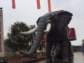 肇庆机械大象出租价格、一头巨型机械大象出租价格便宜