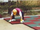 幼儿园地垫 室外橡胶地垫跑道 防滑地垫 室外橡胶地板
