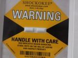 防震撞标签 SHOCKOKEE25G
