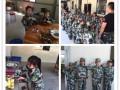 柳州微令营柳州国庆军事训练营