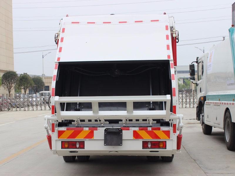 4方-20方环卫垃圾车生产厂家直销可分期包上户全国送车