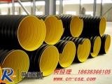 古交市 500钢带增强聚乙烯螺旋波纹管生产工艺