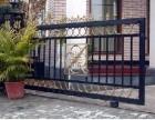 汉沽安装铁艺平移门 加工铁艺围栏