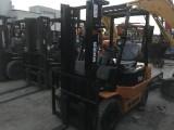 上海浦东出售精品杭州10吨大叉车 二手柴油叉车
