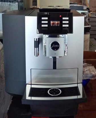 JURA/优瑞X8新款意式商用全自动咖啡机