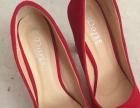性感高跟红色鞋