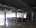 布吉红本带装修厂房1500平米(可分租)