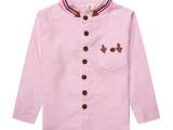 2015秋季新款 男童长袖衬衫