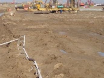 武漢蔡甸專業深井降水 淺基坑輕型井點降水