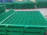 果園綠色防護鐵絲圍欄網A博山果園綠色防護鐵絲圍欄網生產廠家