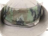 男士帽子夏季户外大沿防晒渔夫帽 夏天韩版遮阳渔夫帽OEM定制