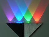 4wled壁灯 走廊壁灯中山照明厂家直销批发价铝材灯一件代发水晶