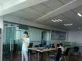 新世纪广厦200平米办公室出租,办公桌椅全部