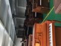郑州东森琴行,低价批发于零售韩日原装进口二手钢琴