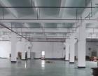 沙井广深高速出口一、二楼每层2400平米厂房出租