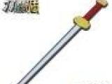 博宝 游戏玩具 仿真兵器 运动系玩具 曹操倚天剑