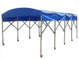 淳安地区定做推拉雨棚户外活动遮雨棚货物存放物流蓬停车雨棚