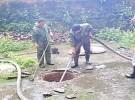 低价疏通马桶-管道疏通维修-管道清洗-清理化粪池-