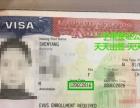 美国签证一手办理 周期短出签快 签出落地付均可