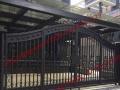 专业生产高质量低价格 市政围栏防护栏 高级玻璃雨棚