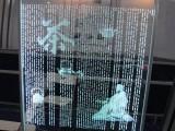 激光内雕导光玻璃