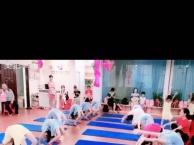 海韵艺术培训专业的舞蹈空中瑜伽少儿绘画