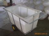 厂家供应 有轮子塑料方桶 塑料容器 周转箱 储物箱