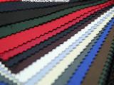 酒店制服面料西装西裤面料400加厚平纹贡丝锦小西装活性染色