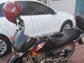 9成新金版高版铃木125摩托