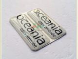 供应滴胶标牌 环氧树脂铭牌 滴胶贴纸 卫浴洁具商标logo