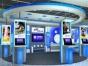 扬州手机展柜制作,扬州手机店装修设计