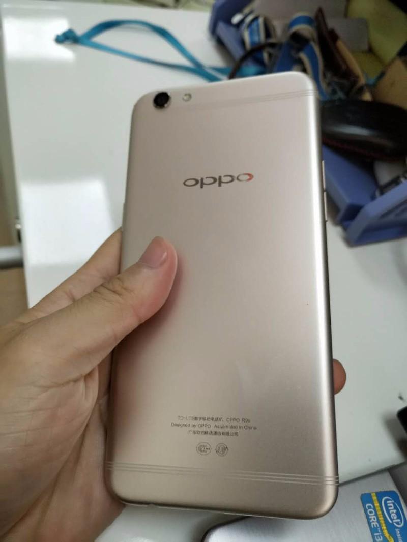 oppoR9S金色 全网通 4+64g 9成新