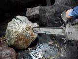 石头锯/电动石头锯/小型石头锯/手提式石头锯