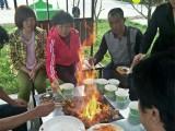 昆明戶外可以自助燒烤的地方推薦二龍湖生態園農家樂