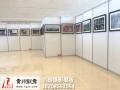 贵阳书画挂画展板-摄影书法展板-贵州八棱柱挂画展板出租