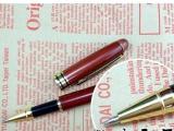公司 定制礼品 可印LOGO 红木笔红木