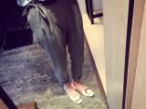 6度欧美2015春夏装新款韩国时尚百搭哈伦休闲九分西裤女 K43