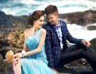东莞婚纱摄影拍一组个性婚纱照需要多少钱