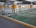 查看固化剂施工旧地面的效果-郑州环氧地坪漆
