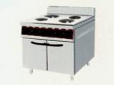 热门新款四头电煮食炉连柜座在常州火热畅销售卖厨房设备