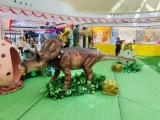 仿真恐龙展出租 会动会叫恐龙展租赁