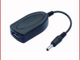 【罗门】手机USB充电转换器 厂家批发 USB接口强光手电筒转换