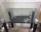 简约钢化玻璃餐桌低价卖