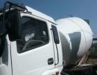 混凝土泵车奥驰汽车大运8方罐车出售
